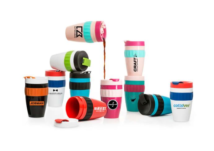Kaffekopper med logo!